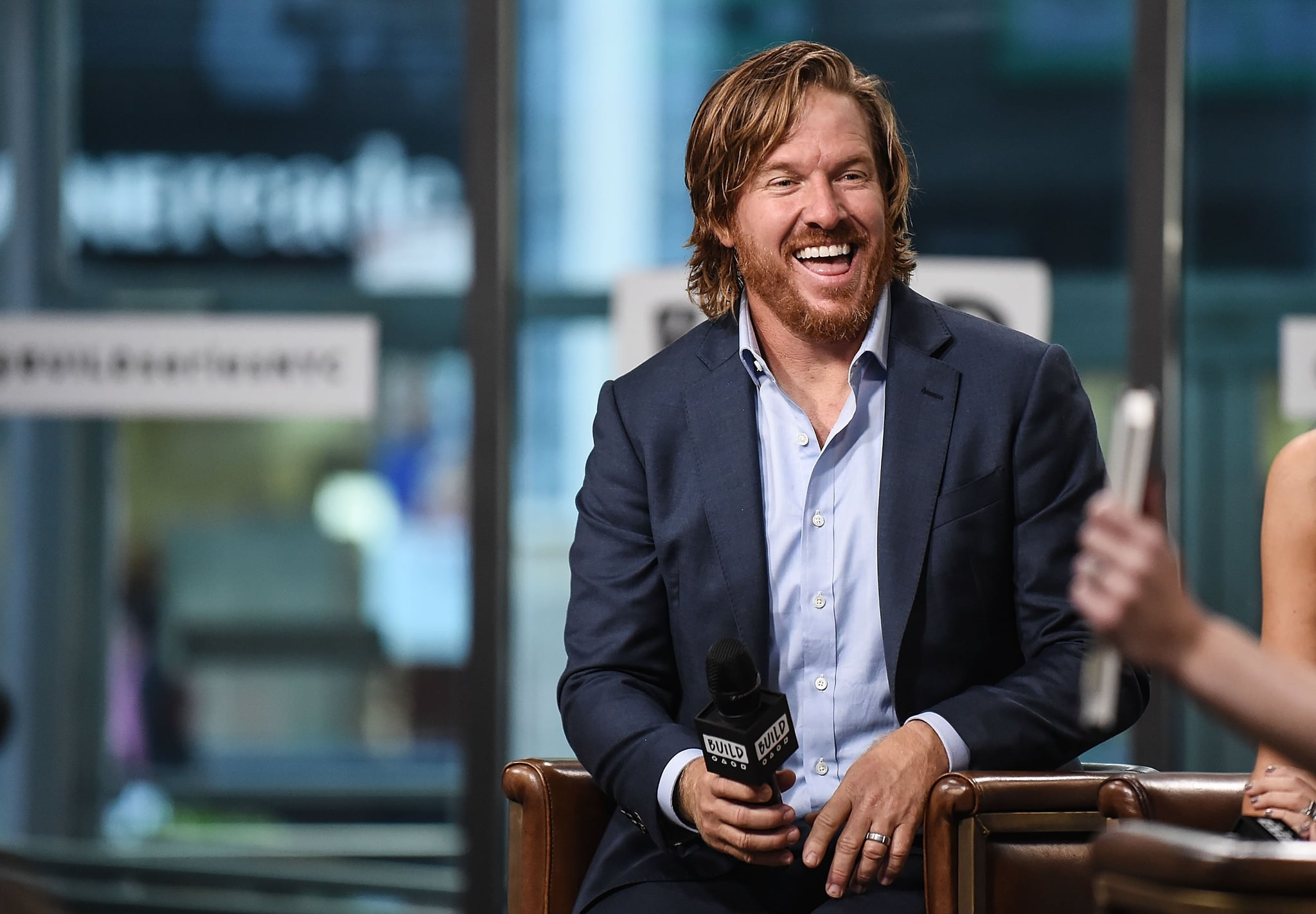 NEW YORK, NY - OCTOBER 18:  Chip Gaines attends the Build Series to discuss the new book