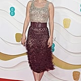 Vanessa Kirby at the 2020 BAFTAs in London