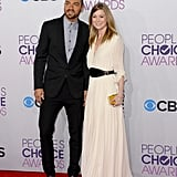 Jesse Williams and Ellen Pompeo