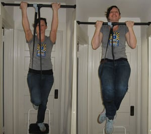 Make Your Dream of Doing Pull-Ups Come True: Superband