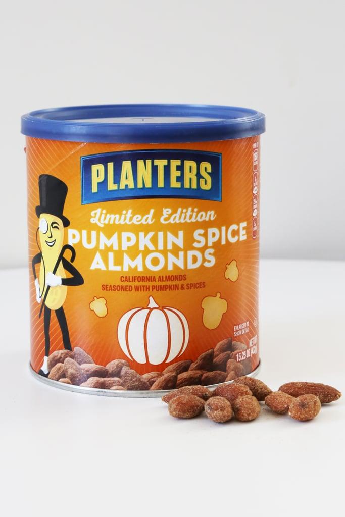 Planters Pumpkin Spice Almonds ($8)