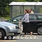 Kate Middleton stepped out for a shopping trip.