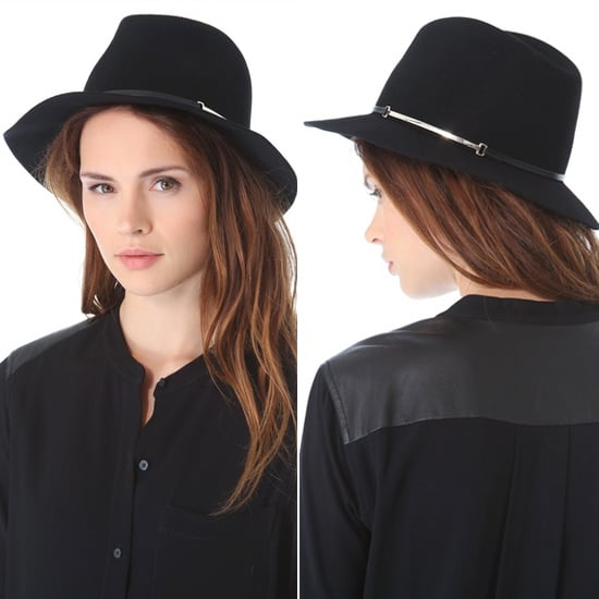 Stylish Fedora For Fall 2013