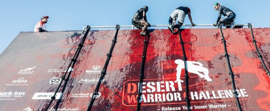 تحدي محارب الصحراء في دبي يفتح باب التسجيل لراغبين بالمشاركة