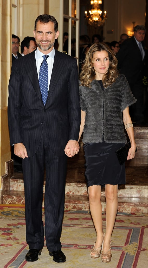 Letizia & Felipe von Spanien: Rückblick: Ihre geheime Liebes-Show vor der Verlobung   blogger.com
