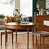 Huxley Round Storage Dining Table