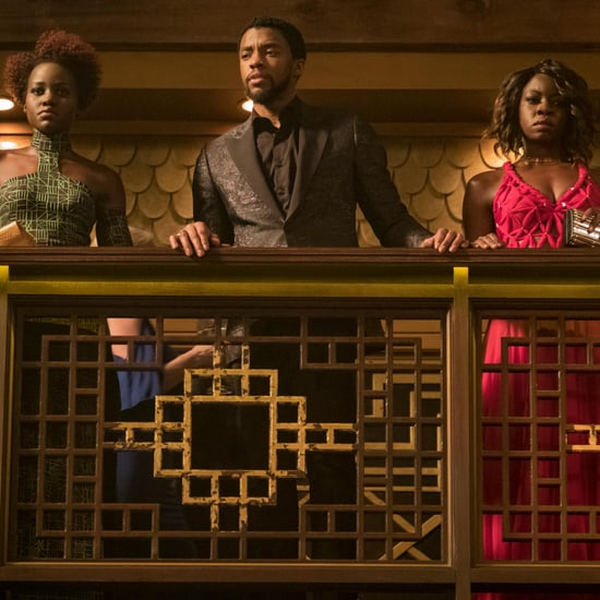 Black Panther Movie Cast