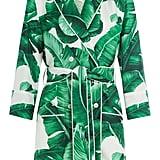 Dolce & Gabbana Silk Banano Print Pajama Top