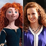 Princess Merida/Princess Lalla Salma of Morocco