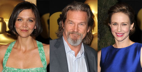 Interviews With Vera Farmiga, Carey Mulligan, Christoph Waltz, Jeff Bridges, Colin Firth from the 2010 Oscar Nominees Luncheon