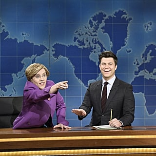 SNL Kate McKinnon as Elizabeth Warren Jan. 19, 2019