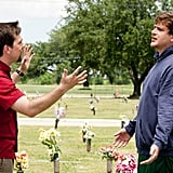 Ed Helms and Jason Segel in Jeff, Who Lives at Home. Photo courtesy of Paramount Pictures