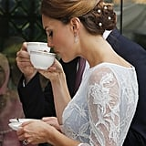 Will and Kate sipped tea together in Malaysia on day four of their tour of the Far East.