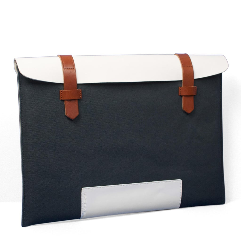Benny Canvas Laptop Case