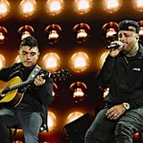 "Nicky Jam gave his song ""El Amante"" new life with the acoustic version he performed in Miami."