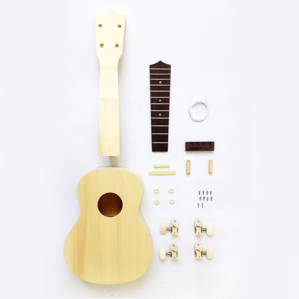 For 9-Year-Olds: Zimo Make Your Own Ukulele Kit