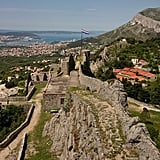 The home of Klis Fortress or as you're more likely to know it, Meereen. Klis has received 579 percent more interest since last year, and there are even specific GoT tours you can take of the area.