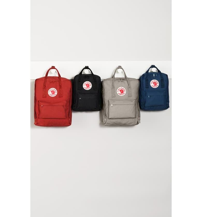 Fjällräven Kånken Water-Resistant Backpack