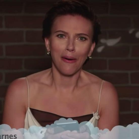 Avengers: Infinity War Cast Mean Tweets Video