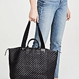 Clare V. Le Zip Sac Bag