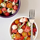 Watermelon Caprese Salad