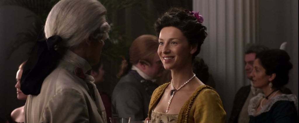 Why Did Outlander Change How Claire Meets Lord John?