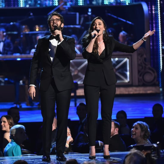 Josh Groban and Sara Bareilles 2018 Tony Awards Performance