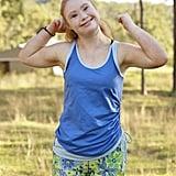 We've Seen Her Model For Athletic Line Manifesta