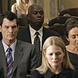 Andre Braugher and Jennifer Morrison on House. Photo courtesy of Fox