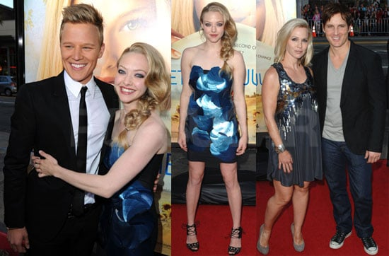Pictures of Amanda Seyfried And Christopher Egan at The LA Premiere of Letters to Juliet