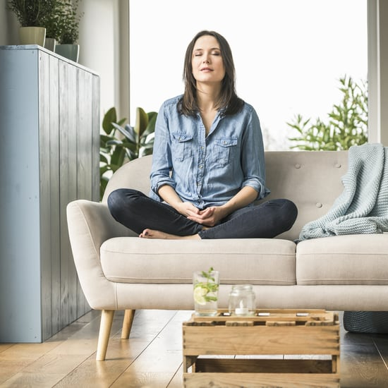 Find Peace at Home With This 10-Minute Guided Meditation