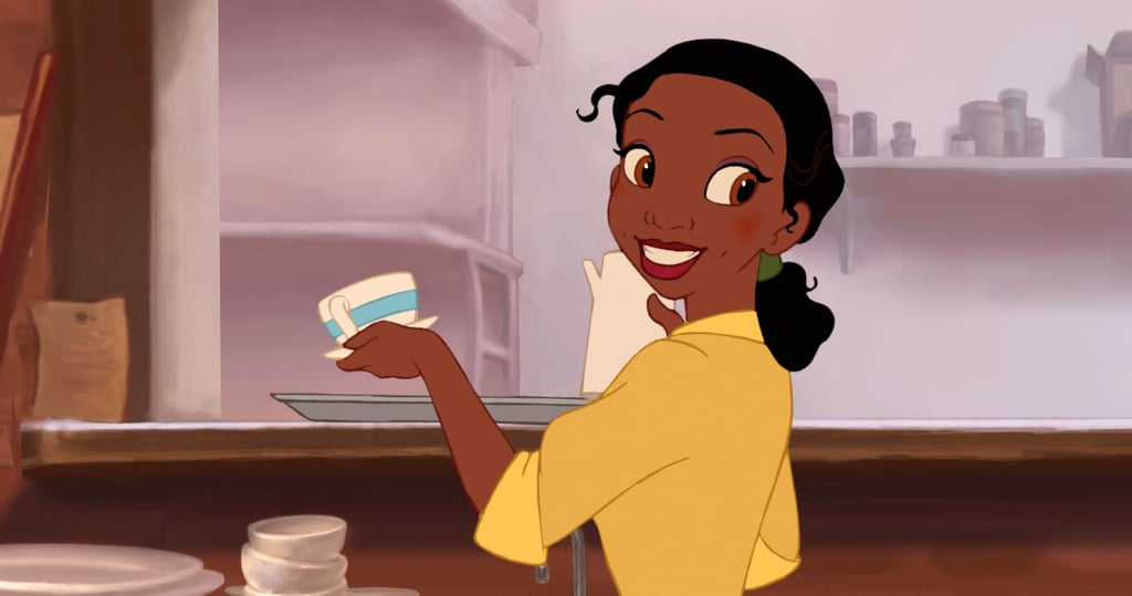 tiana the princess and the frog who are the official disney