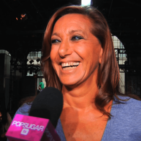 Backstage at DKNY With Donna Karan on Spring Trends