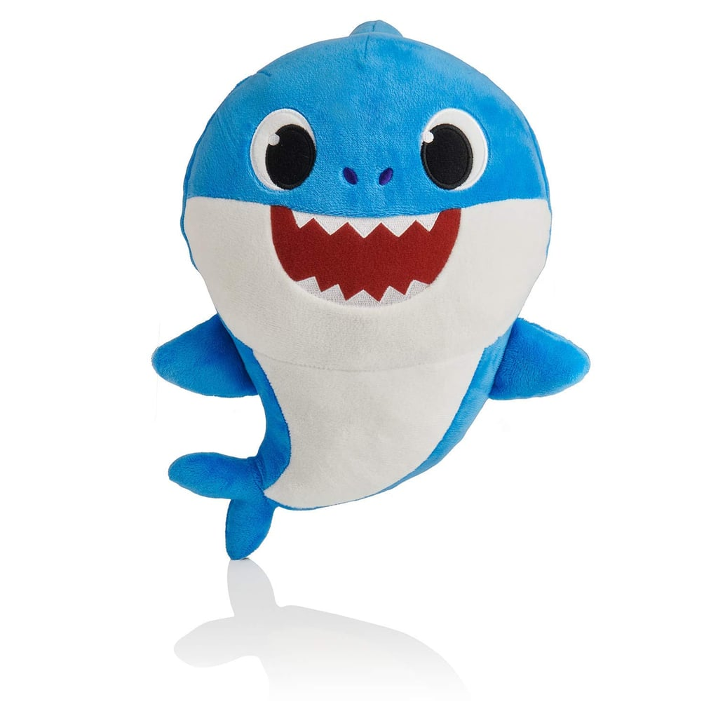 Pinkfong Baby Shark Official Song Doll —Daddy Shark