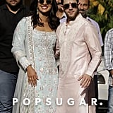 Priyanka Chopra Nick Jonas Wedding Celebration Photos