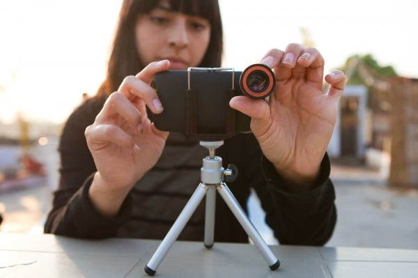 iPhone Telephoto Lens Kit