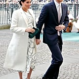 March: They Joined the Royal Family For Commonwealth Day Service