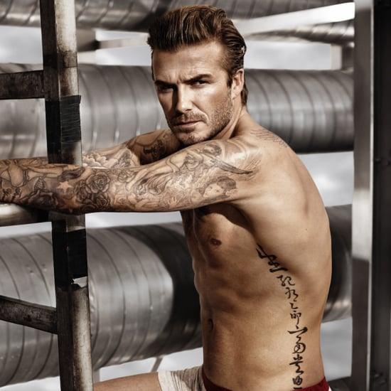 David Beckham H&M Campaign 2014