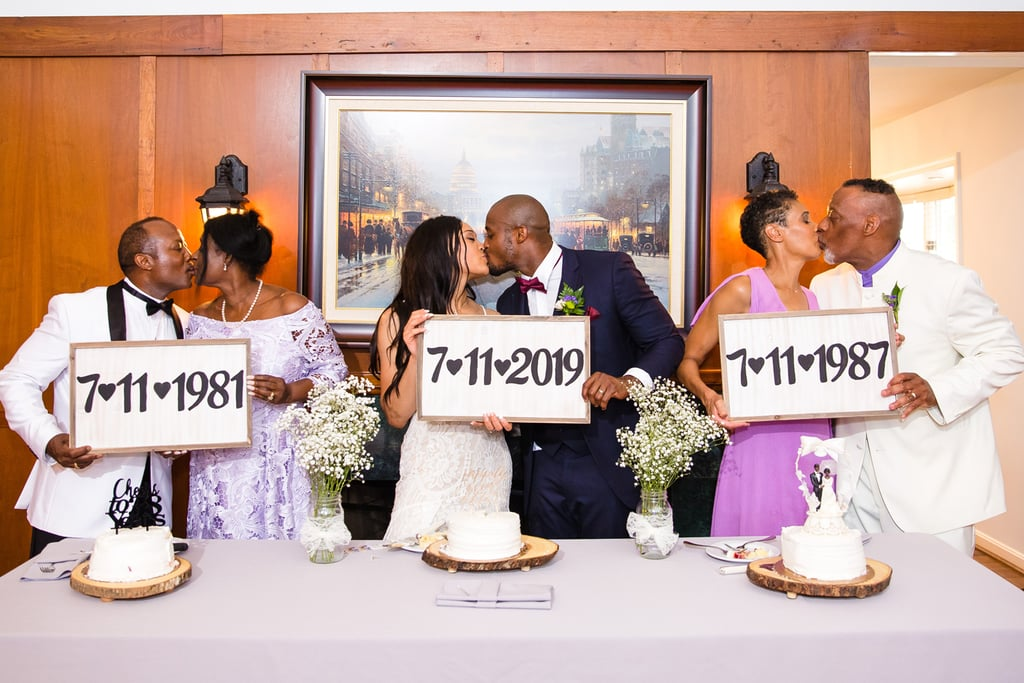 This Wedding Took Place on a Thursday, but the Reason Why Is So Sweet