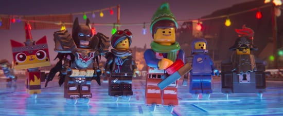 The Lego Movie Holiday Short Film December 2018