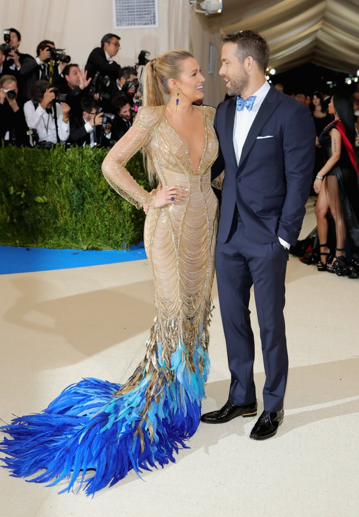 pictures of celebrity couples at the 2017 met gala