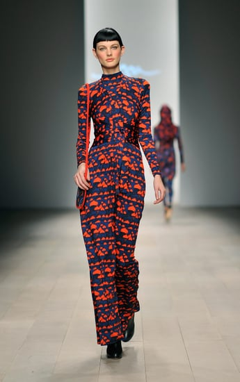 Issa London Runway 2012 Fall