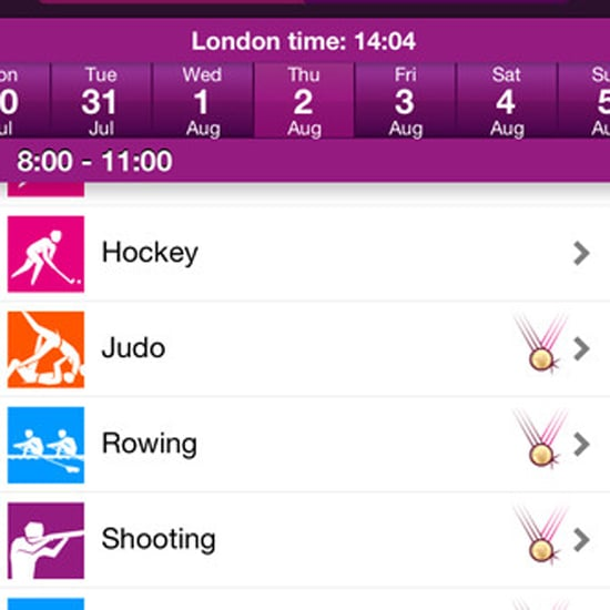Apps For Olympics 2012