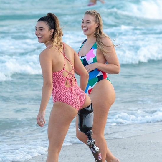 Iskra Lawrence Bikini Pictures in Miami December 2018
