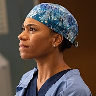 Kelly McCreary Grey's Anatomy Interview November 2018