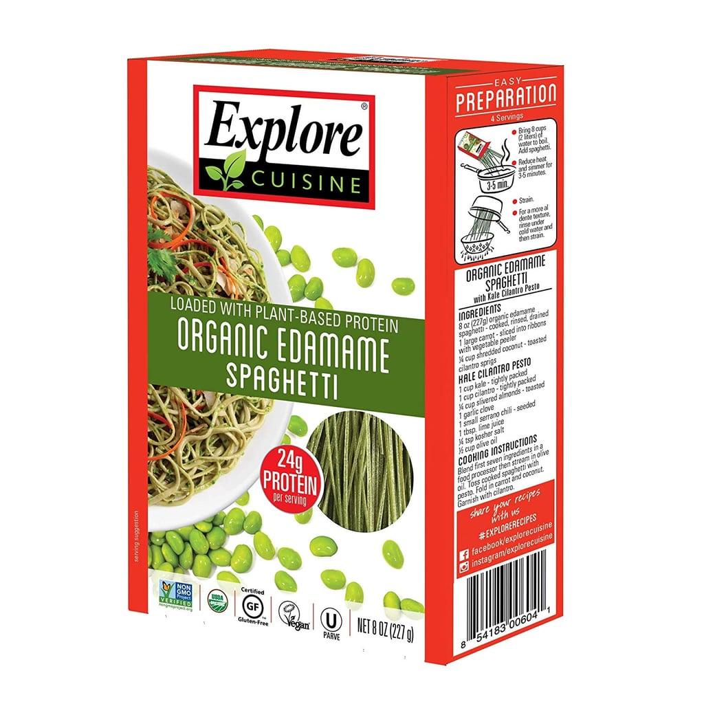 Explore Cuisine Organic Edamame Spaghetti