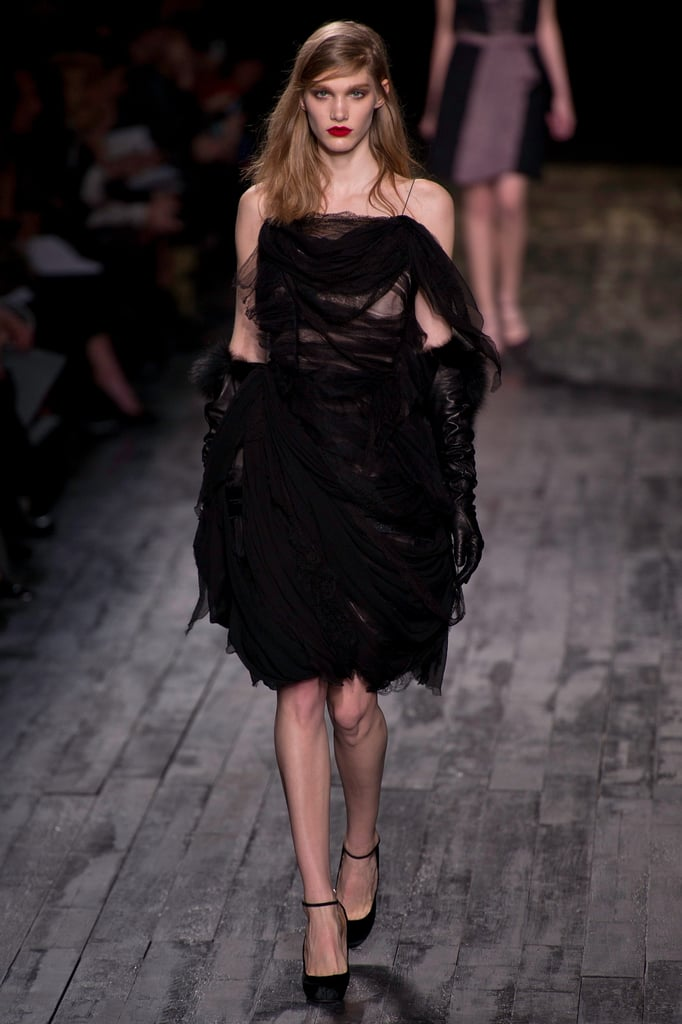 2012 A/W Paris Fashion Week: Nina Ricci