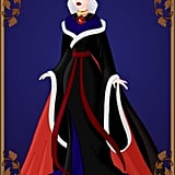 Snow White as Evil Queen
