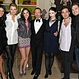 Photos of Gossip Girl Cast at You Know You Want It Book Launch