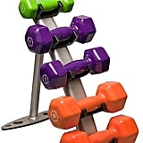 Body Solid Dumbell Rack
